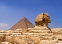 Egyptská sfinga