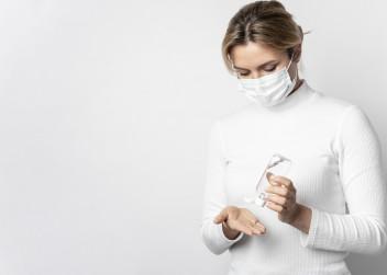 hygiena, dezinfekce, covid