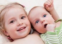 děti sourozenci