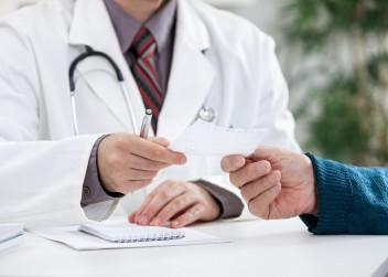 preskripce, předpis, lékař