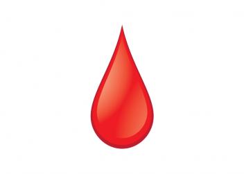 kapka krve
