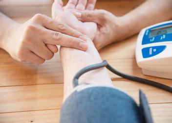 krevní tlak