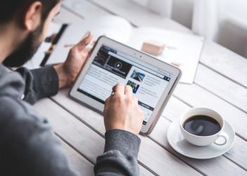 Online zpravodajství a mobilní zařízení
