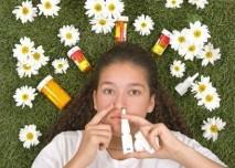 Nosní spray