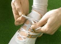 Zavazování tkaniček