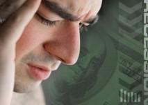Depresvní muž