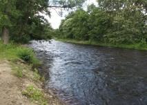 řeka, voda