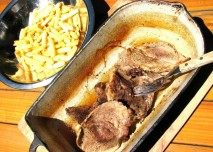 jídlo, cholesterol