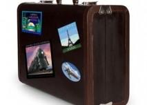 Kufr, cestování