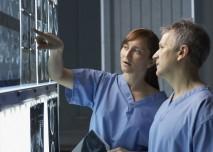 lekaři u rentgenu