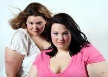 obézní ženy