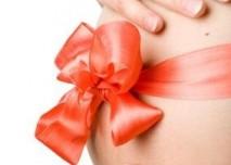 těhotenství, gravidita, břicho