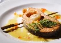 Losos,ryba,zdravá výživa- z HPV