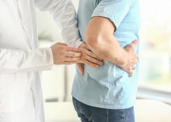 ledviny, bolest, lékař