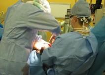 sál, operace, operatér, asistent, empír,ústenka