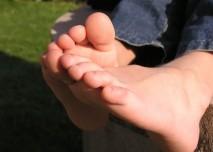 nohy,dolní končetiny, prsty,ploska