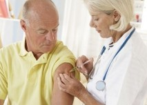 Očkování seniora