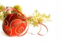 PF, vánoce, stromeček, zima