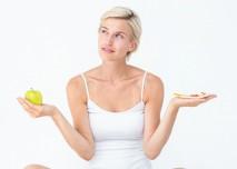 dilema při dietě
