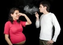 Pasivní kouření v těhotenství