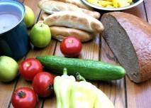 jídlo, potraviny