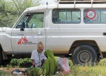 Lékaři bez hranic v Čadu