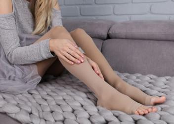 nohy, tromboza punčochy