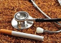 Fonendoskop na tabáku