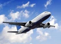 Letadlo, cestování, dovolená,