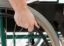 Invalidní vozík, kolečkové křeslo