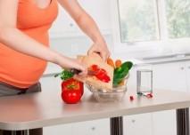 Jídelníček těhotné