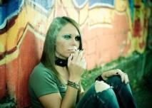 Dívka na ulici