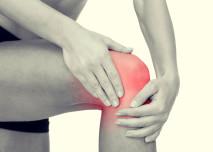 Klouby, koleno, bolest