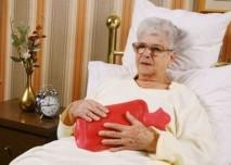 nemoc, babička, stáří