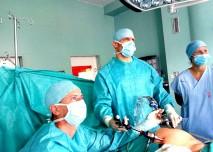 Laparoskopická operace