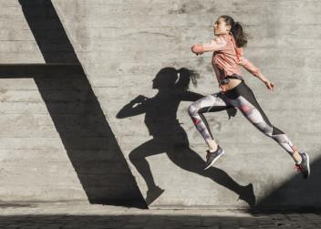 běh, sport, žena