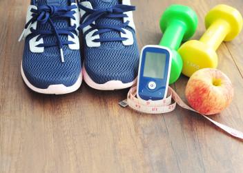 běh, cukrovka, zdraví