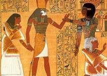 Egypt, lékař, historie