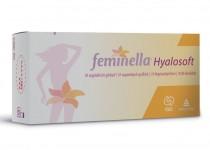 Vyhrajte 10 balení zdravotnického prostředku Feminella Hyalosoft