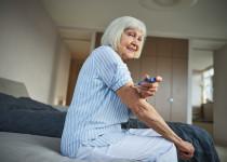 V léčbě revmatoidní artritidy se nebojte injekcí. Mohou vám leccos nabídnout